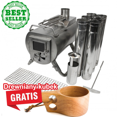 Gstove Heat View Camping Stove